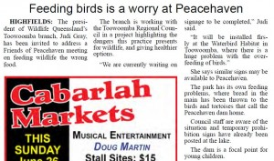 birdfeeding_peacehaven_highcountryheraldarticle_june2016