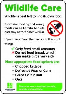 thumbnail_Wildlife care signs4